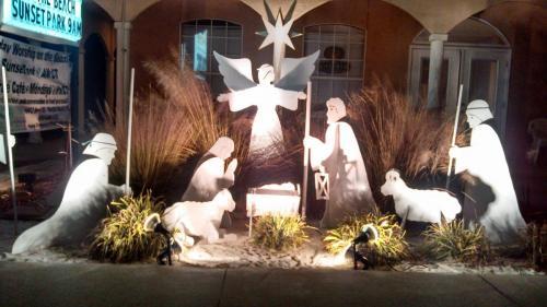 Nativity Display at Living Water 2