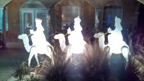 Nativity Display at Living Water 3